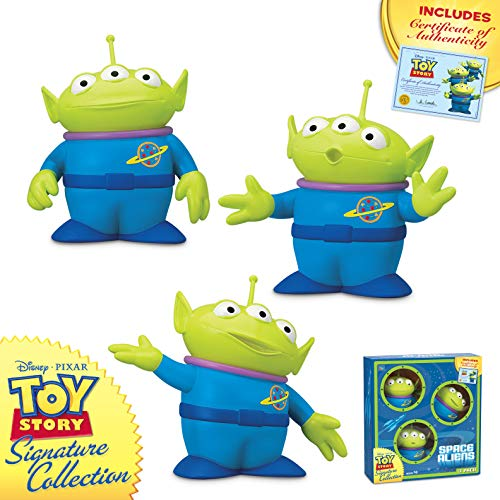 Disney Pixar 64018 Toy Story Collection Space Aliens, 3-Pack -