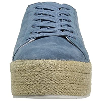 Kenneth Cole New York Women's Allyson Platform Lace Up Sneaker with Jute Wrap-Techni-Cole | Fashion Sneakers