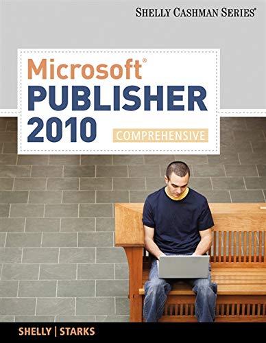 Microsoft Pubisher 2010 (SAM 2010 Compatible Products)