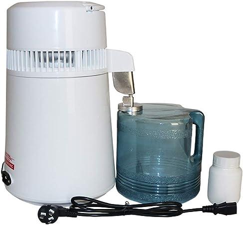 SMLJJCF Destilador de Agua, Filtro purificador de Agua ...