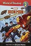 Story of Iron Man (World of Reading, Level 2)