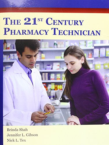 The 21st Century Pharmacy Technician (Paperback)