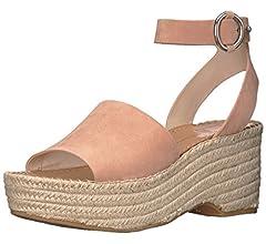 67e6b405bf5 Amazon.com  Dolce Vita Women s Lesly Espadrille Wedge Sandal