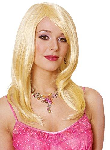 Sharon Blonde Wig - Costume Culture Women's Sharon Wig, Blonde,