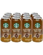 Starbucks Double Shot Mocha Coffee 444ml Can (Pack of 12)