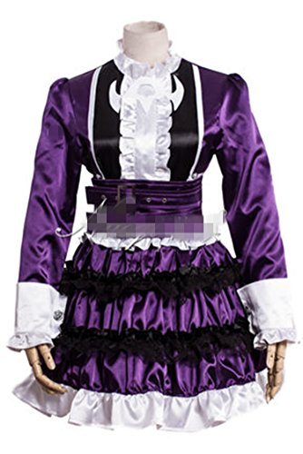 League of Legends LOL Cosplay Set Costume Dress Lol Gert Lori Annie the Dark Child