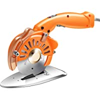 Electric Cloth Cutting Machine, Adjustable Speed Electric Fabric Scissors, All-Copper Motor Low Noise, for Multi Layer…