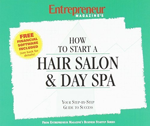 How to Start a Hair Salon and Day Spa by Entrepreneur Press (2005-11-01)