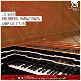 BACH. Goldberg Variations. Staier