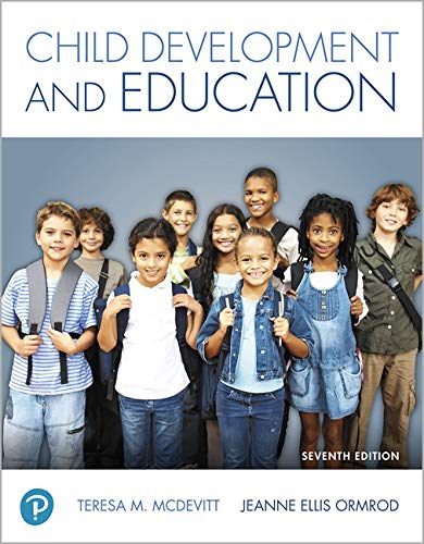 Child Development and Education plus MyLab Education with Pearson eText -- Access Card Package (7th Edition)
