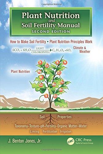 Plant Nutrition and Soil Fertility Manual, Second - Fertility Soil
