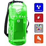 fe0b67b5c06 7 · Waterproof Dry Bag 5L 10L 20L-Water Resistant Lightweight Backpack with  Handle-