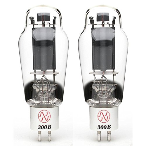 Pair of JJ 300B Power Vacuum Tube by TubeDepot (Image #1)