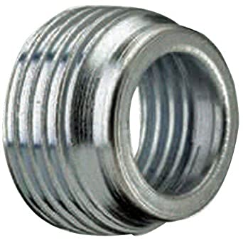2 x 1-1//4 Trade Size Steel Morris Products 14674 Reducing Bushing