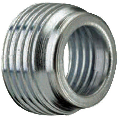 Morris Products 14674 Reducing Bushing, Steel, 2'' x 1-1/4'' Trade Size