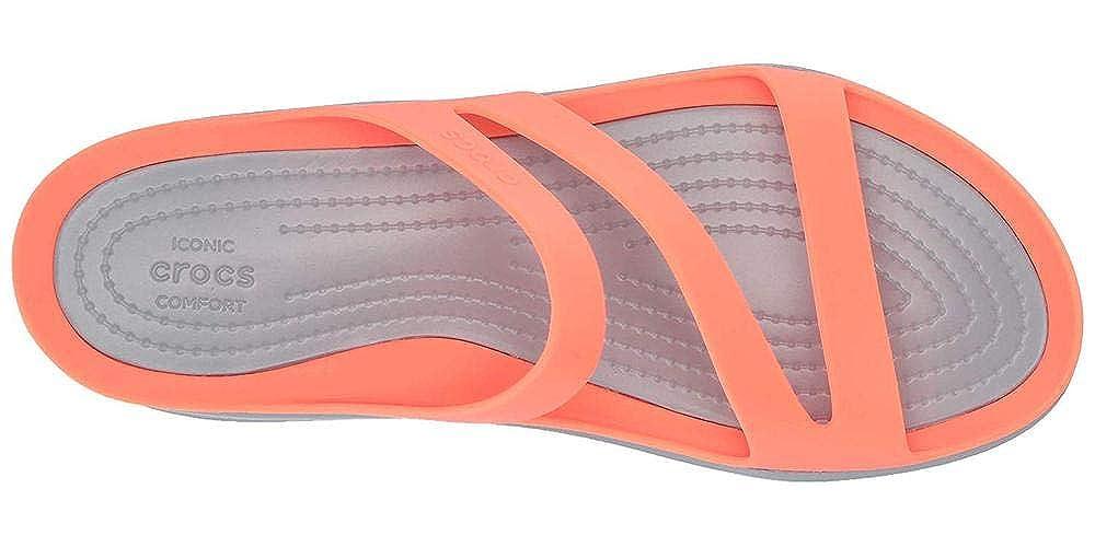 Sandales Bout Ouvert Femme Crocs Swiftwater W