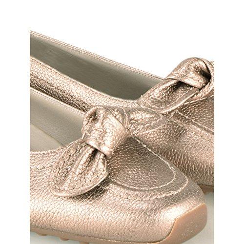 Kennel Und Schmenger Women's Bow Detail Slip On Flat Pump 7 Rose