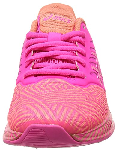 Pink Melba Laufschuhe Hot Hot Damen fuzeX Peach Asics Pink fqSIYv