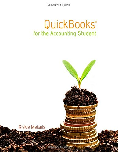 Office Accounting Quickbooks (QuickBooks for the Accounting Student (QuickBooks 2014))