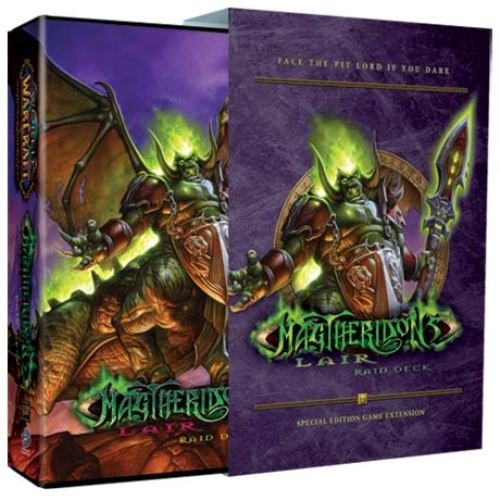 Upper Deck World of Warcraft Magtheridon's Lair - Raid Deck by Upper Deck