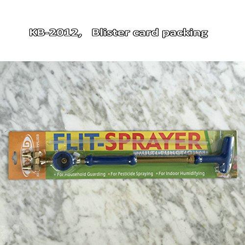 Double Nozzles Portable Mini Water Heavy Duty Flit-Style Hand Sprayer by Kobold KB-2012 (1)