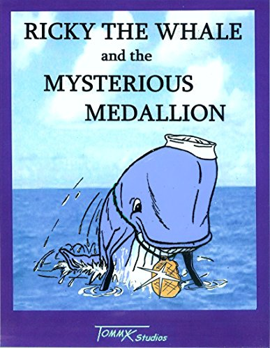 Whale Medallion - Ricky the Whale and the Mysterious Medallion
