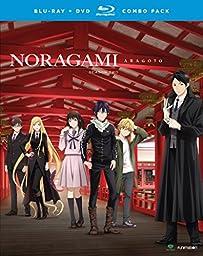 Noragami Aragoto: Season Two (Blu-ray/DVD Combo)