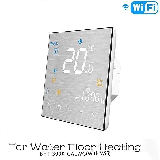 Termostato WiFi termostato inteligente controlador de temperatura ...