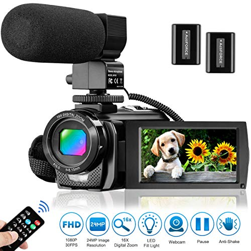Video Camera Camcorder for