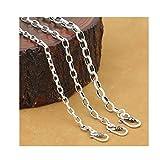 Best NYC Sterling Friends Sterling Silver Necklaces - Aokarry Sterling Silver Chain Necklaces for Men Women Review