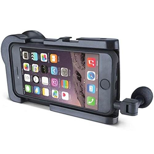 ALM mCAMLITE Stabilizer Mount with Video Lens & Mic for iPhone 6