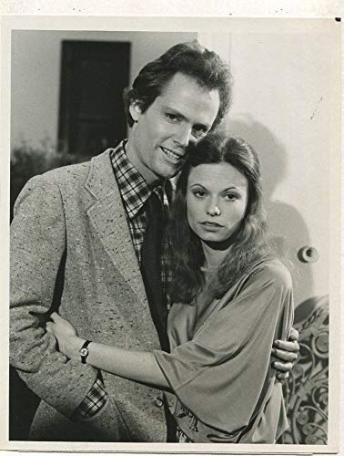 Cliff DeYoung Kay Lenz-The Seeding Of Sarah Burns 1979 CBS TV press photo MBX45
