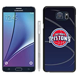 Samsung Galaxy Note 5 Case ,Detroit Pistons 11 Black Samsung Galaxy Note 5 Cover Unqiue And Durable Custom Designed Phone Case