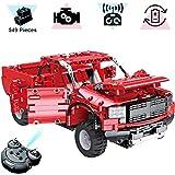 KareFLASH Red Pickup | 549 Building Blocks...