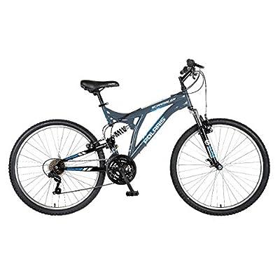 Polaris Scrambler 26 Full Suspension Bicycle