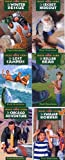 Sugar Creek Gang Books 1-6 Set (The Swamp Robber/The Killer Bear/The Winter Rescue/The Lost Campers/The Chicago Adventure/The Secret Hideout)
