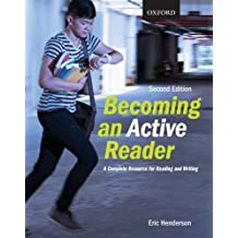 Becoming an Active Reader: A Complete Resource for Reading and Writing