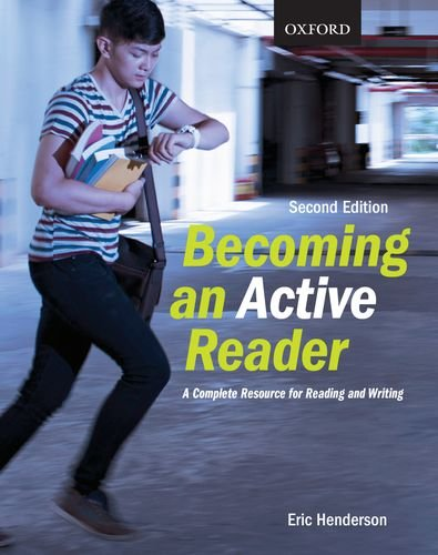 Becoming an Active Reader A Complete Resource for Reading and Writing, Second Edition