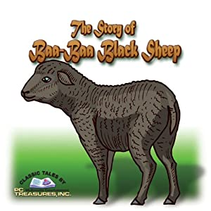 The Story of Baa-Baa Black Sheep Audiobook