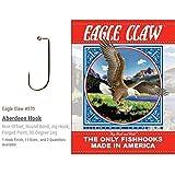 1000 EAGLE CLAW 570 JIG HOOKS SIZE #1
