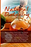 Natural Detoxing, Diana Freeman, 1463576587