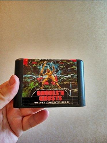 Taka Co 16 Bit Sega MD Game Ghouls 'n Ghosts 16 bit MD Game Card For Sega Mega Drive For Genesis