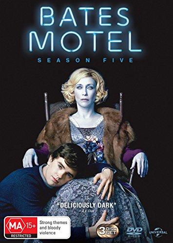 Bates Motel : Season 5 (Motel Bates Dvd)