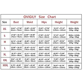 Ovigily Adult High Neck Long Sleeve Dance Unitard For Women Bodysuits