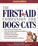 The First Aid Companion for Dogs & Cats (Preventio...