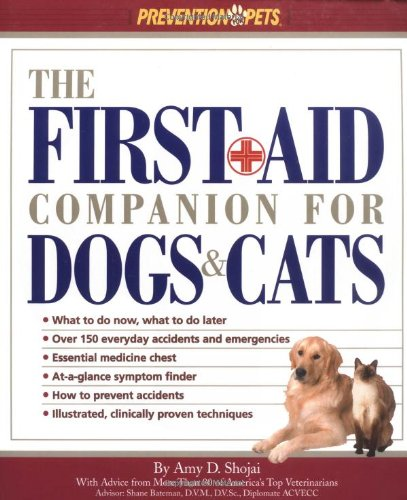 The First Aid Companion for Dogs & Cats (Prevention Pets)