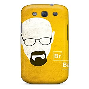 Fashionable Style Case Cover Skin For Galaxy S3- Breaking Bad