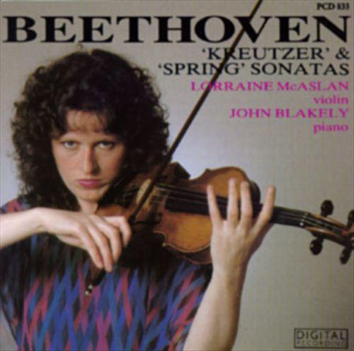 Kreutzer & Spring Sonatas