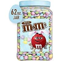 M&M's Milk Chocolate Candies - Easter Pastel Colours, Party Size 1.75KG