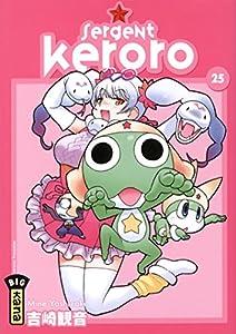 "Afficher ""Keroro n° 25 Sergent Keroro"""